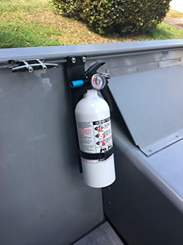Outdoorsmen's Depot Tracker Boats Guide V-14 Versatrack Fire Extinguisher Mount Accessories USA