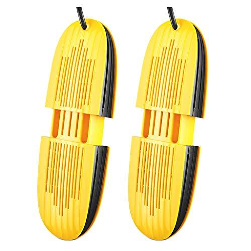 YALI Shoe Dryer YL Portátil Escalable/no Escalable Secador Eléctrico del Zapato, Calentado...