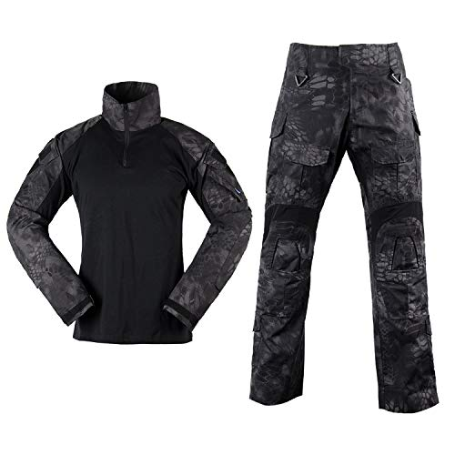 SINAIRSOFT Men G3 Assault Combat Uniform Set...