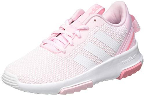 adidas Racer TR 2.0 K, Zapatillas de Running Unisex Adulto, ROSCLA/FTWBLA/SUPPOP, 39 1/3 EU