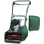 Webb 14in Petrol Cylinder Lawnmower