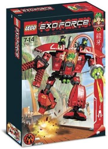 edición limitada en caliente LEGO LEGO LEGO Exo-Force Grand Titan  Con precio barato para obtener la mejor marca.