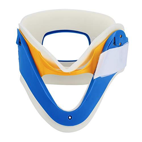 Soporte de cuello, soporte de cuello ajustable Fijación de tracción cervical Cuidado de la columna vertebral Protección de corrección Alivio del dolor