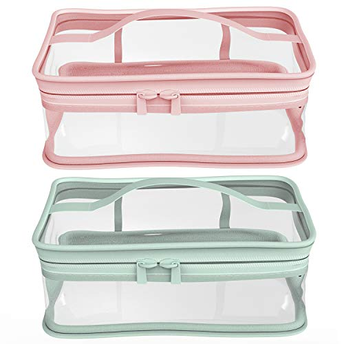 BallHull Makeup Bag Zipper Waterproof Portable Travel Storage Pouch 2...