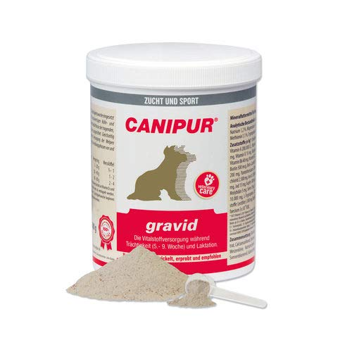 Canipur Gravid 1000 g