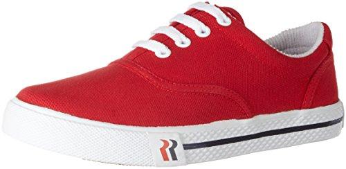 Romika Unisex-Erwachsene Soling Bootsschuhe, Rot (Carmin), 50 EU