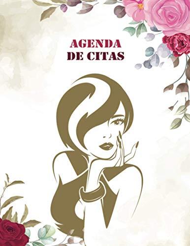 Agenda de citas: Agenda de citas para peluqueros y peluqueras