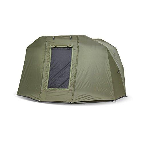 Lucx® Winterskin Überwurf Overwrap für Caracal Bivvy Angelzelt Karpfenzelt Carp Dome (Kein Zelt nur Überwurf)