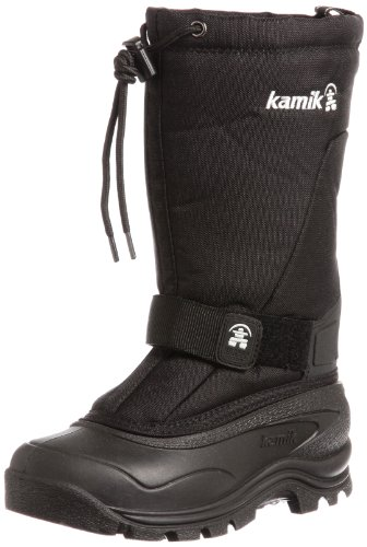 Kamik Women's Greenbay4 Boot,Black,9 M US