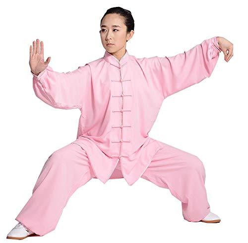 Katoen En Zijde Tai Chi Suit Lange Mouw Martial Arts Tracksuit Tai Chi Prestatie Kleding Martial Arts Kung Fu Qi Gong Wing Chun