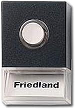 Friedland Illuminated Door Bell Press