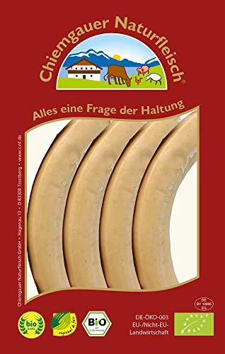 Chiemgauer Naturfleisch Bio Wiener (6 x 140 gr)
