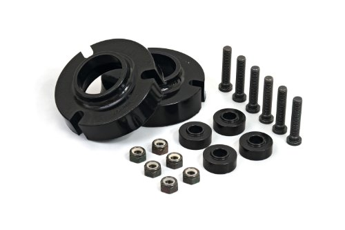 """Daystar, Toyota Tacoma 1"""" Leveling Kit, fits Tacoma, 4 Runner and Tundra 1995.5 to 2006 2/4WD, all transmissions, all cabs KT09105BK, Made in America, Black"""
