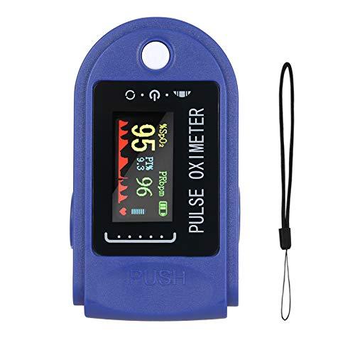 Dedo digital TFT Staright ponta do oxímetro de pulso 4 dígitos exibem o nível de oxigênio no sangue SpO2 sensor de saturação do dedo sensor de saturação monitor na ponta do dedo instrumento de medição