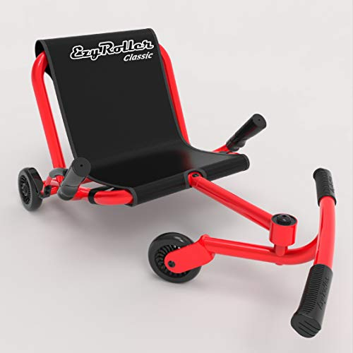 EzyRoller Classic Ride On - Red