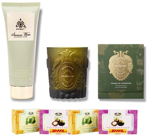 Set A03 Panpuri Arlington Mall Uplifting Hand and Cream Sale SALE% OFF Nail Dawn Bagan