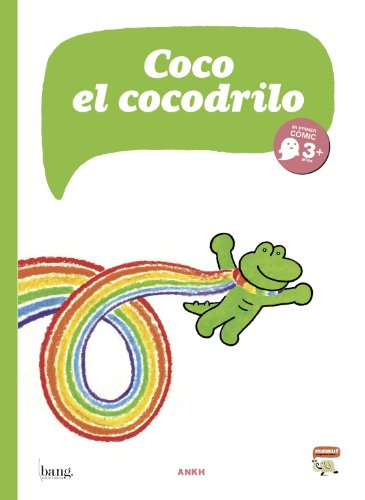 Coco el cocodrilo (MAMUT 3+)