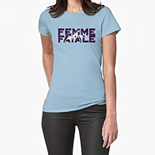 Femme Fatale (Praying Mantis) Fitted TShirt, Unisex Hoodie, Sweatshirt For Mens Womens Ladies Kids