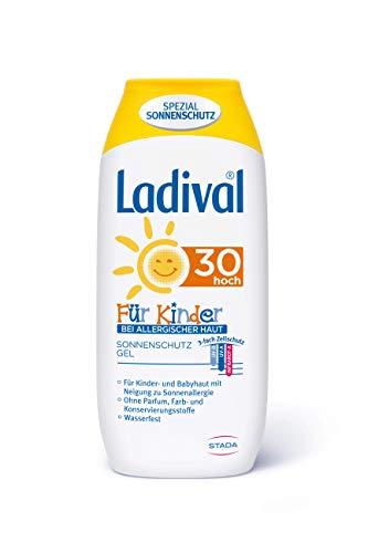 test Radibal Antiallergischer Sonnenschutz für Kinder SPF30 – Geeignet für Sonnenallergien -… Deutschland