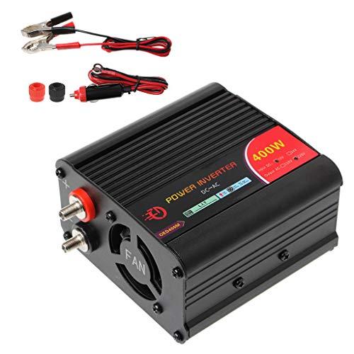 Runrain 400Watt Power Inverter DC 12V To 220V AC Car Inverter With USB...
