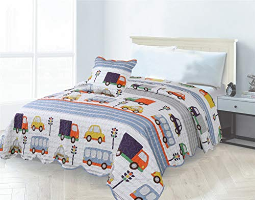 Montse Interiors Tagesdecke Bouti Kinder Rever...