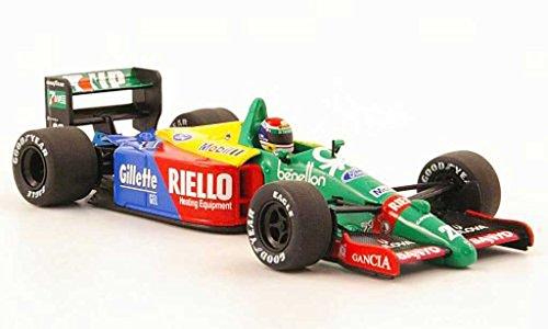 BENETTON FORD B189 A. NANNINI WINNER GP JAPONAIS 1989
