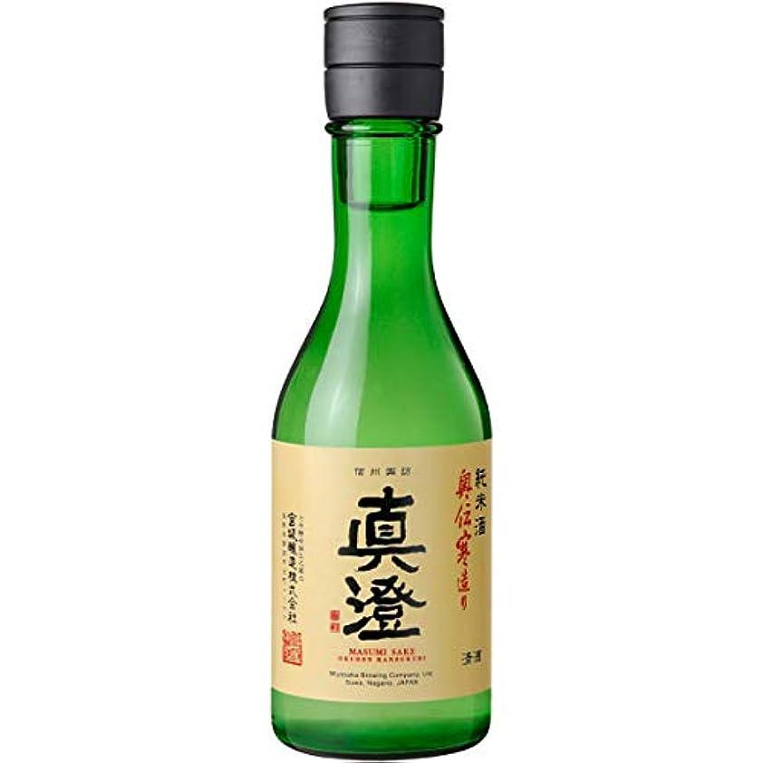 消化器テクスチャーもう一度真澄 純米酒 奥伝寒造り 300ml 宮坂醸造