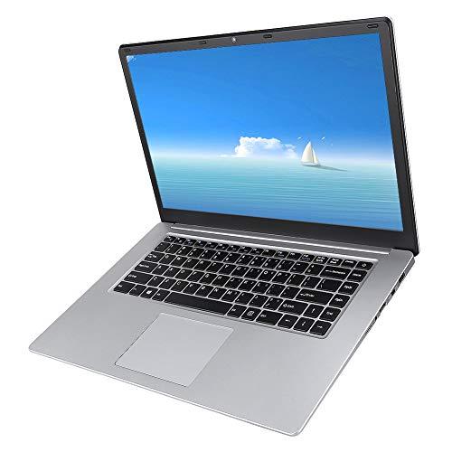 Computadora portátil YEPO 737A6, portátil de 15.6 Pulgadas con Pantalla Full HD portátil Liviana para Apollo Lake J3455, 8 + 256GB para W-indows10,100-240V(EU)