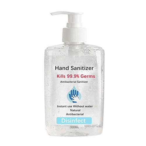 Hand Sanitizer In Stock And Available To Order Online!