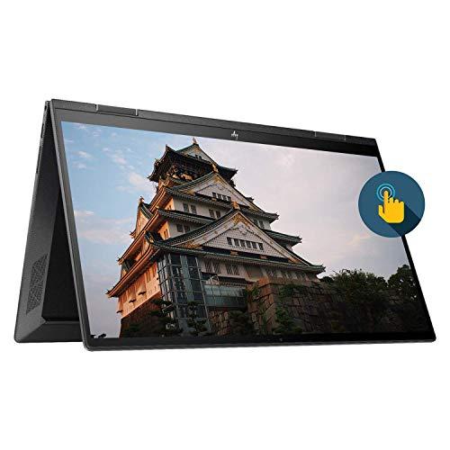 2020 Newest HP Envy X360 15 2 in 1 Laptop 15.6' FHD IPS Touchscreen AMD Octa-Core Ryzen 7 4700U (Beats i7-10510U) 16GB DDR4 1TB PCIe SSD B&O Alexa Backlit FP Win 10 + iCarp Wireless Mouse (Renewed)