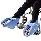 Angelay-Tian Almohadas Protectoras de talón Suaves y reconfortantes, Protector de talón Flotante, Protector del tendón de Aquiles para la prevención de úlceras por presión en Ancianos