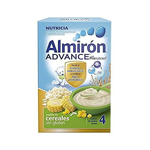 NUTRICIA Almirón advance papilla de cereales sin gluten 500g