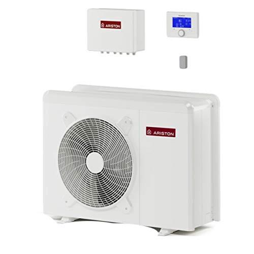 Bomba de calor para calefacción, modelo Nimbus M Pocket 70 M Net potencia 11 kW aplicación calefacción y refrigeración y ACS (Referencia: Ariston 3301186)
