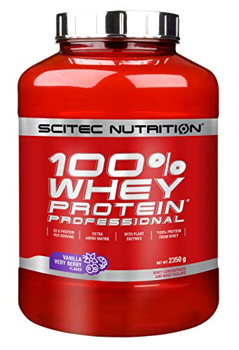 Scitec Nutrition 100% Whey Protein Professional Proteína Va