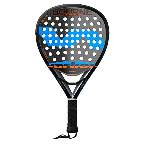 Varlion Bourne Carbon Padel Racquet, Weight 370-380 g