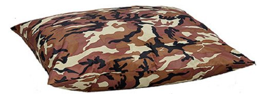MidWest 34-Inch Round Eko Cover and Liner, Tan Paw Print Review