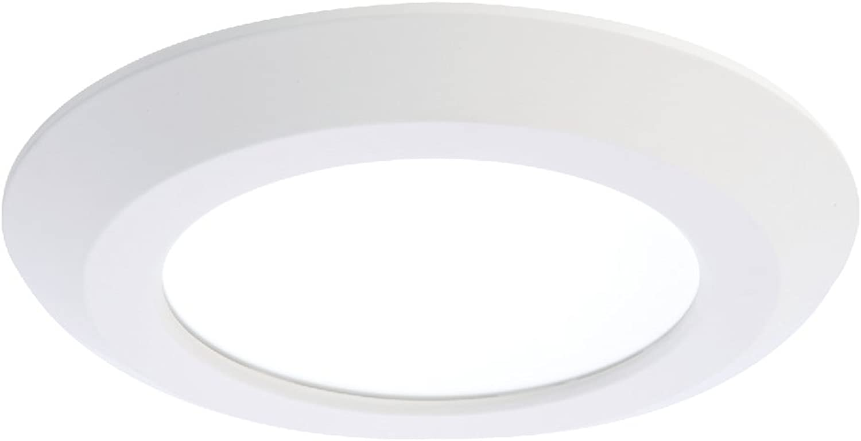 HALO SLD612830WH 6  White 80CRI, 3000K, Integrated LED Recessed Trim, White