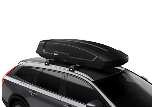Thule 635800 Dachboxen Force XT XL Black Aeroskin