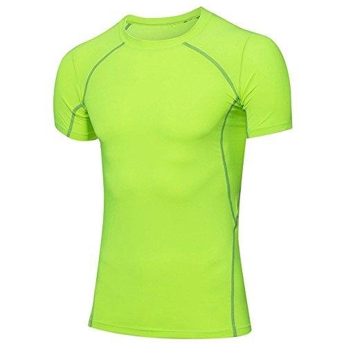 Uglyfrog Nuevo Deportes y Aire Libre Hombre Ciclismo Medias Ropa Deportiva Running Camisetas Short Sleeve M1018
