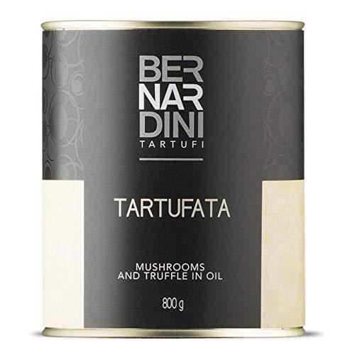 Bernardini Tartufi - Tartufata (Setas y Trufa en Aceite) - 1 x 800gr