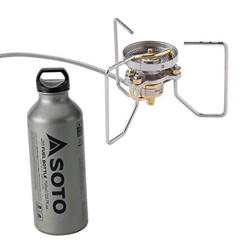 SOTO ストームブレーカー SOD-372+広口ボトル 700ml SOD-700-07