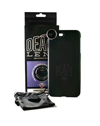 Death Lens iPhone 8 Plus Weitwinkelobjektiv 180 Grad HD – perfekt für Skateboarden, Snowboarden, Skifahren und Reisen