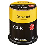 Intenso CD-R 100er Spindel 700MB...