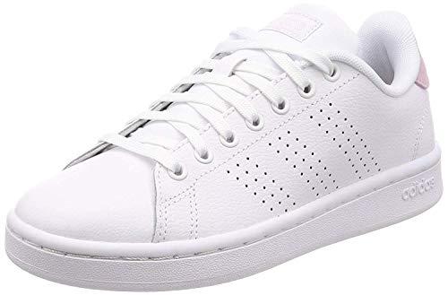 Adidas Advantage, Zapatillas de Deporte Mujer, Multicolor (Blapur/Blapur/Rospol 000), 44 EU