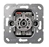 GIRA Schalter (010600 Aus-/Wechselschalter, 1 Stück)
