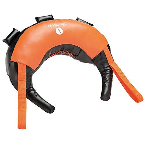 Sveltus Functional Bag Nero Nero/Arancione