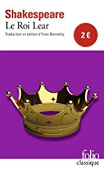 Le Roi Lear de William Shakespeare