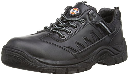 Dickies Herren Stockton Gymnastikschuhe, Nero (Black), 45 EU