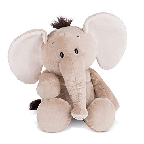 NICI Plüschtier Crazy Friday Elefant 50 cm – Elefant Kuscheltier für Jungen, Mädchen & Babys – Flauschiges Stofftier zum Kuscheln, Spielen und Schlafen – Gemütliches Schmusetier ab 12 Monaten – 43716