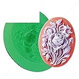 DACCU DIY silikonformen für Kuchen dekorieren seife fondantform Schokolade Mini blumenform Flores...